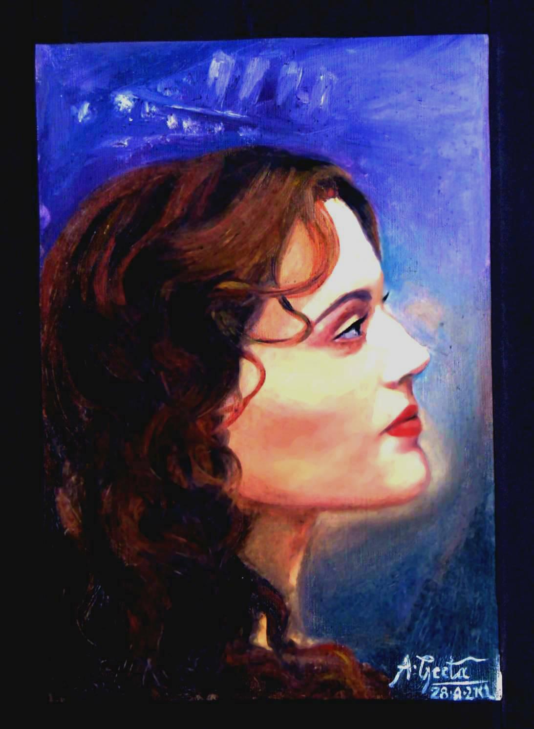 Kate Winslet - Ocean of Memories
