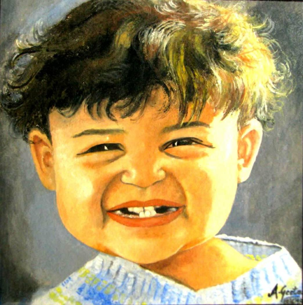 Impish Smile